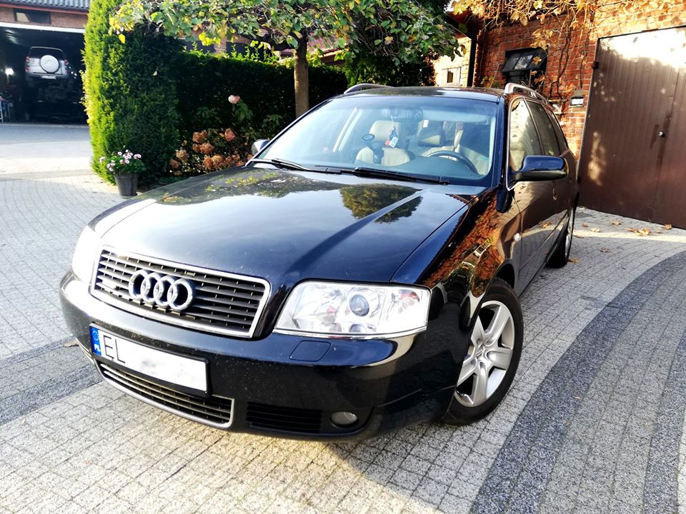 Audi A6 C5 1.8T 150KM CHIP TUNING