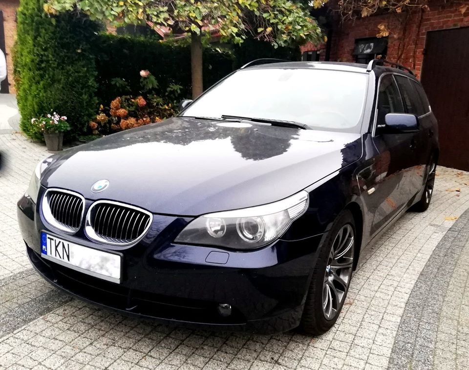 BMW E61 530D 3.0d 231KM CHIP TUNING