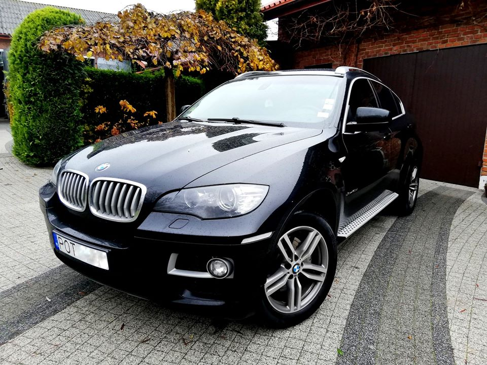 BMW X6 E71 xDrive 40d 3.0D 308KM CHIP TUNING