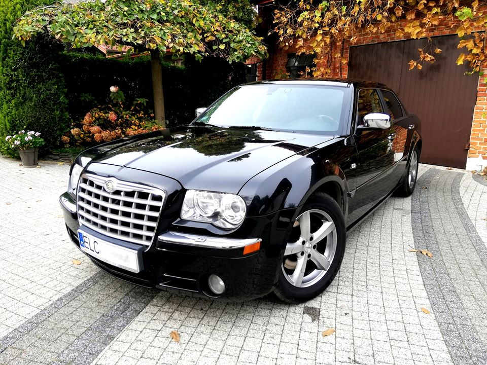 Chrysler 300C 3.0 CRD 218KM CHIP TUNING