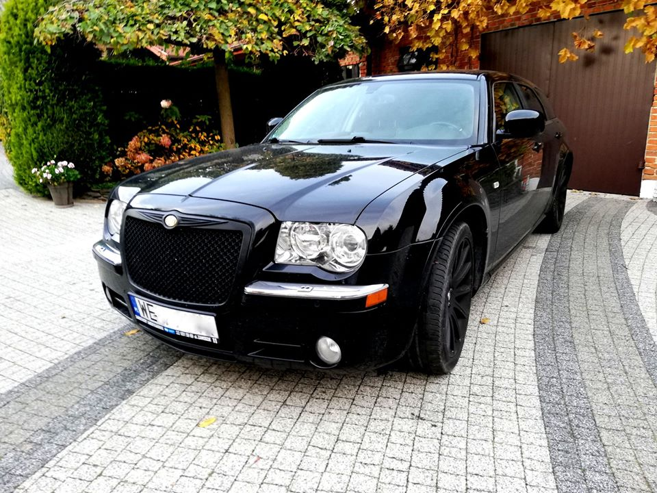 Chrysler 300C 3.0 CRD V6 218KM SRT DESIGN CHIP