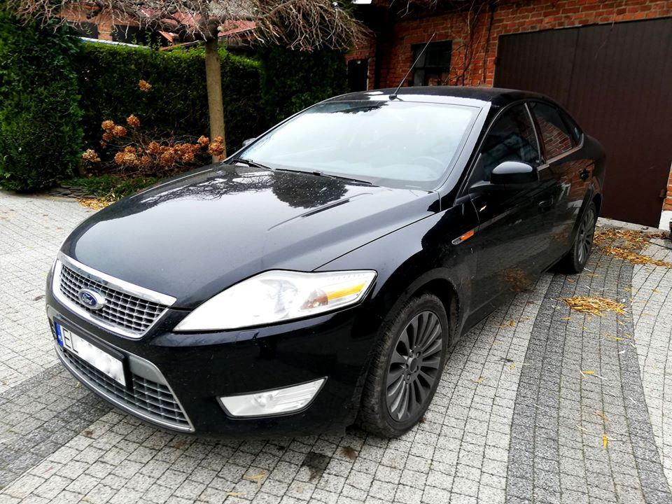 Ford Mondeo MK4 2.0TDCI 140KM CHIP