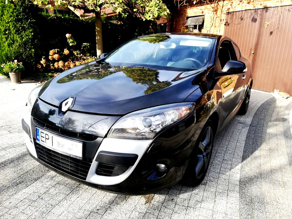 Renault Megane III Coupe 2.0 16v TCe 180KM CHIP