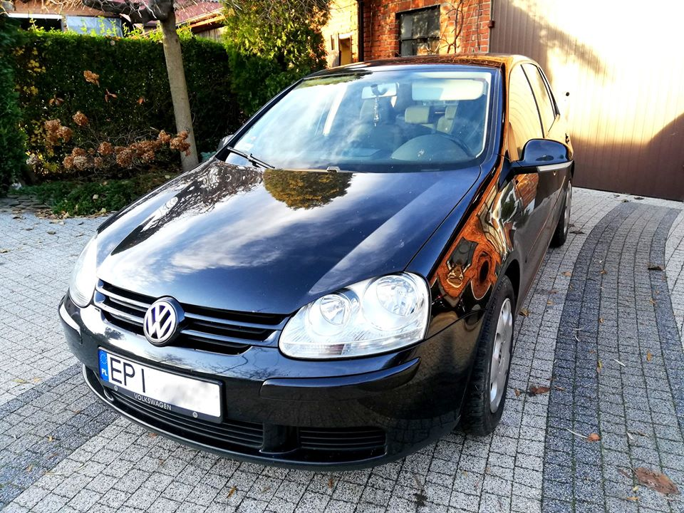 Volkswagen Golf V 1.9TDI 105KM CHIP TUNING