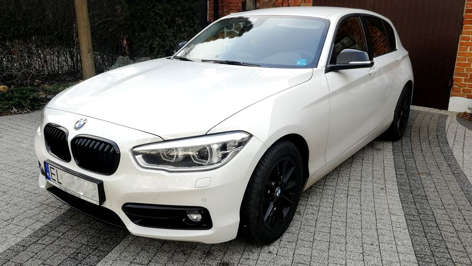 BMW F20 LCI 118i 1.5T 136KM chiptuning chip tuning