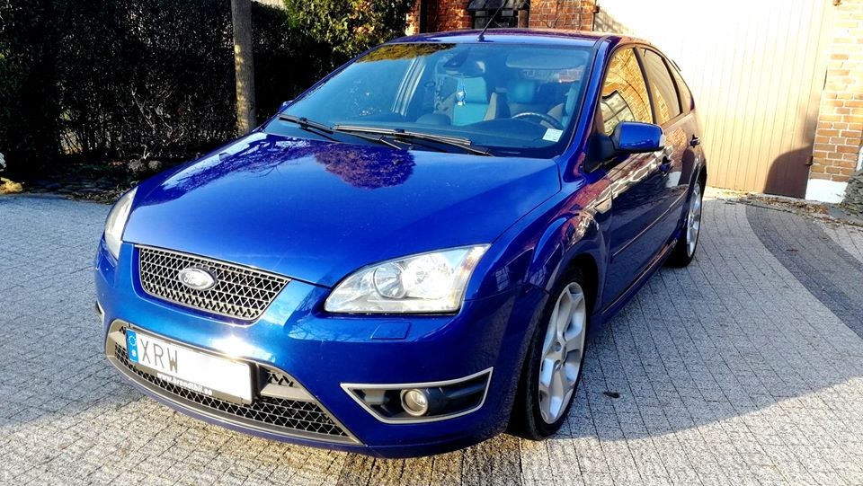 Ford Focus ST 2.5 Duratec 225KM