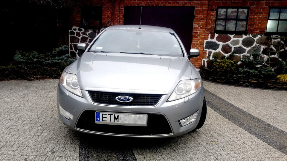 Ford Mondeo 2.0 TDCI 140KM