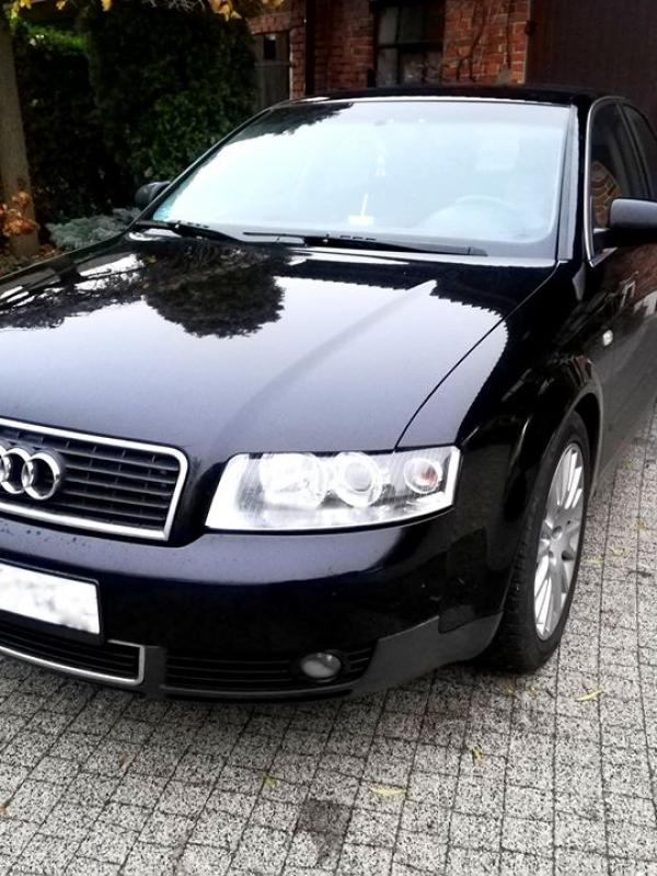 Audi A4 B6 1.8T BFB 163KM CHIP TUNING