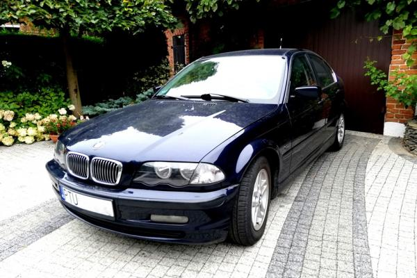 BMW E46 320D 136KM CHIP