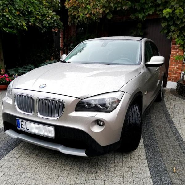 BMW E84 X1 23d 204KM Chip