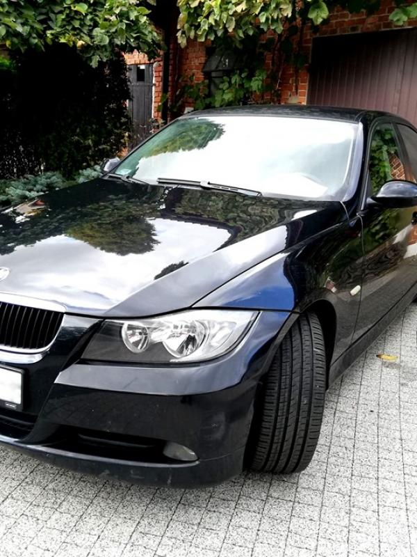 BMW E90 318d 122KM Chip