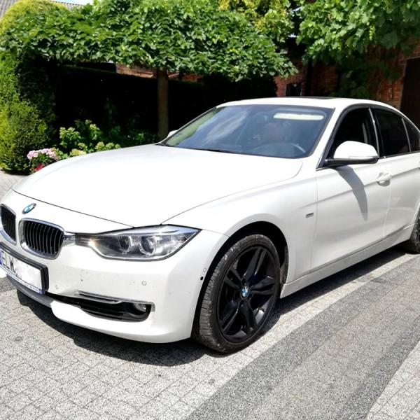 BMW F30 328i 2.0i 245KM Stage1+