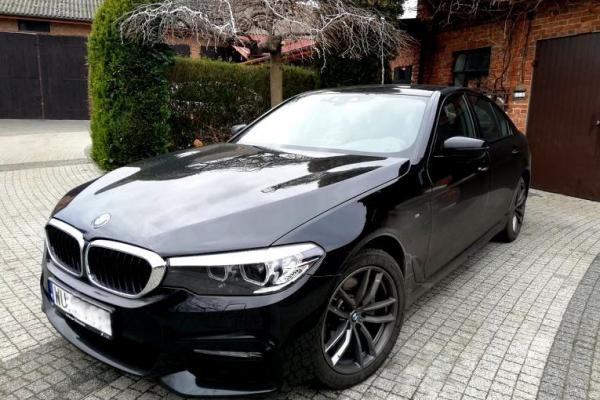 BMW G30 520d xDrive 190KM Chip