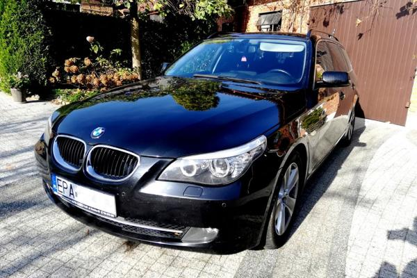 BMW Seria 5 E60 Sedan 520d 163KM CHIP
