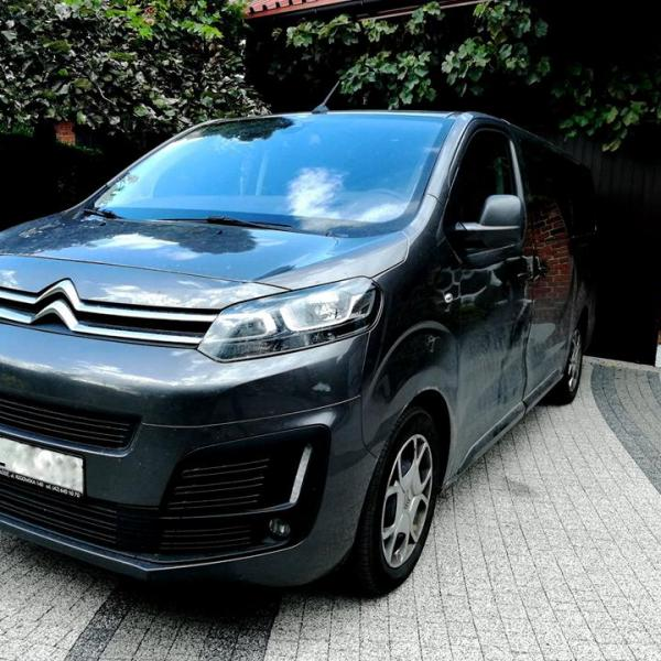 Citroen Jumpy Spacetourer 2.0 HDI 150KM