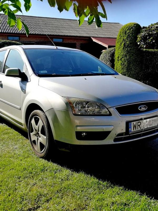 Ford Focus 1.6 TDCI 109KM