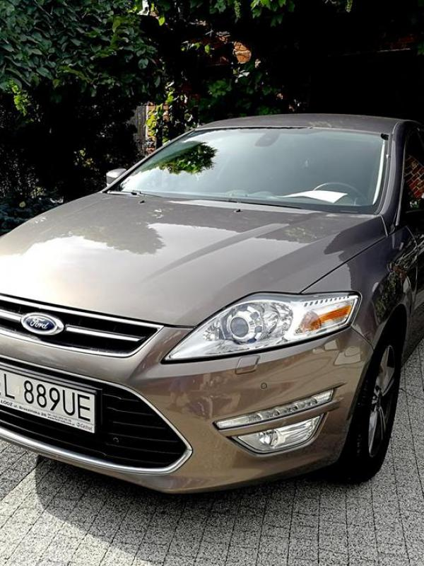 Ford Mondeo 2.0 TDCI 163KM