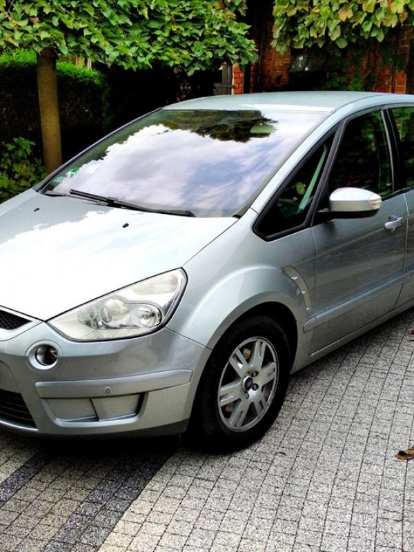 Ford S-MAX 2.0 TDCI 136KM Chip
