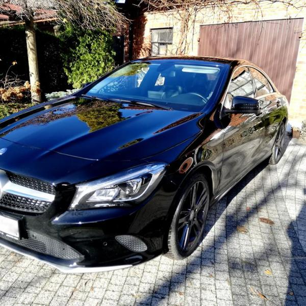 Mercedes CLA C117 1.6Turbo 156KM CHIP TUNING