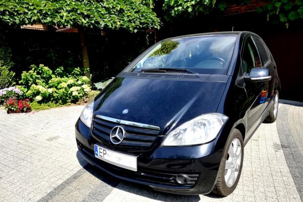 Mercedes W169 A 180CDI 109 KM Chip