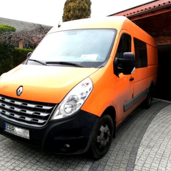 Renault Master III 2.3DCI 150DCI 146KM CHIP