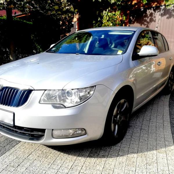 Skoda Superb II 2.0TDI 140KM