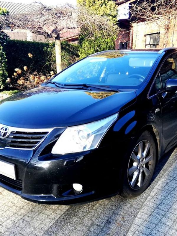 Toyota Avensis III 2.2 D-CAT 150KM Chip