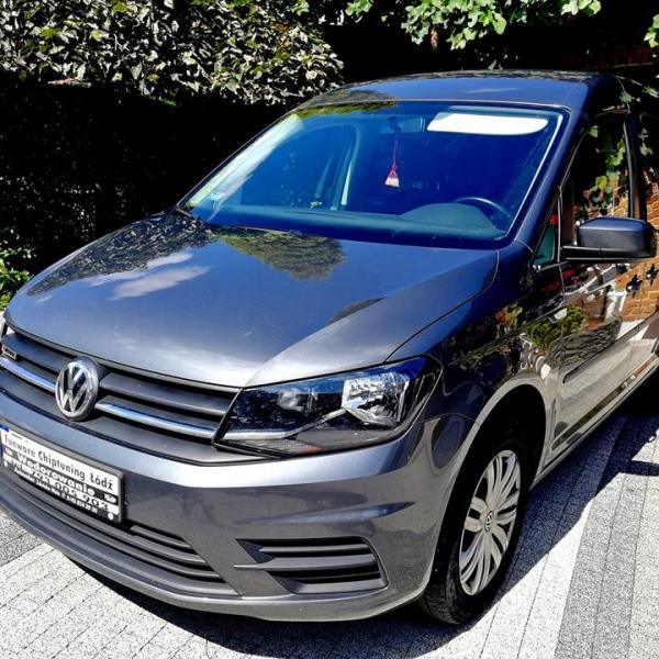VW CADDY 2.0 TDI CR 122KM 4motion