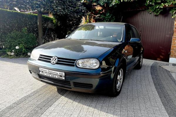 VW GOLF IV 1.9 TDI 90KM ALH