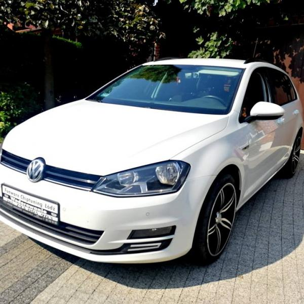 VW GOLF VII 1.6 TDI CR BlueMotion 105KM