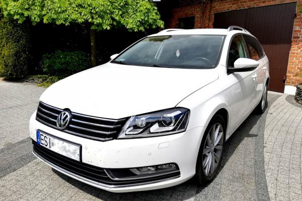 VW Passat B7 2.0 BlueTDI 140KM Stage 1