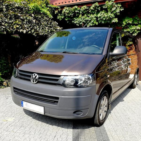 VW T5 2.0TDI CR140KM