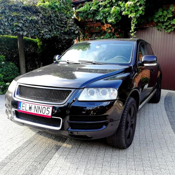 VW Touareg 5.0TDI V10 313KM 750NM