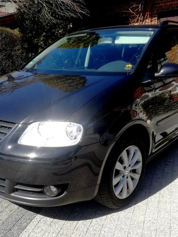 VW Touran 1.9 TDI 105KM