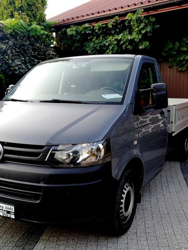 VW Transporter T5 LCI 2.0TDI CR 102KM