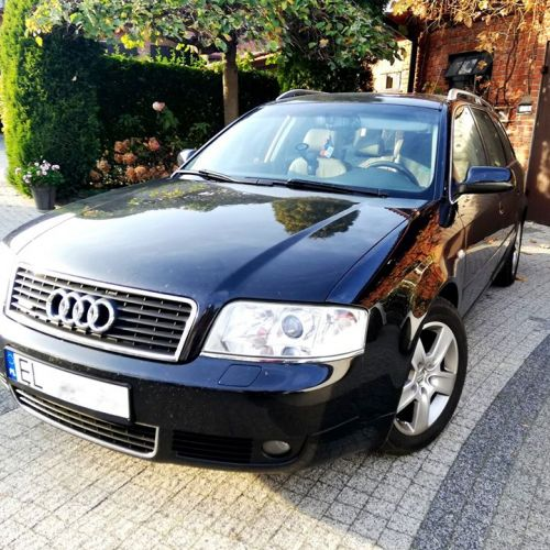 Audi A6 C5 18T 150KM CHIP TUNING 2