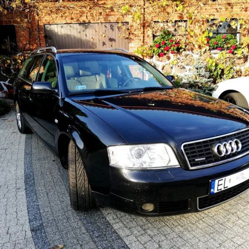 Audi A6 C5 18T 150KM CHIP TUNING 3