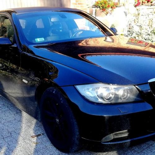 BMW E91 320d 163KM Chiptuning Chip Tuning 1