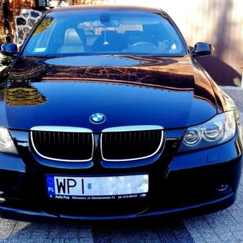 BMW E91 320d 163KM Chiptuning Chip Tuning 2