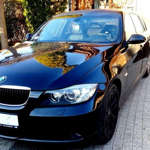 BMW E91 320d 163KM Chiptuning Chip Tuning 3