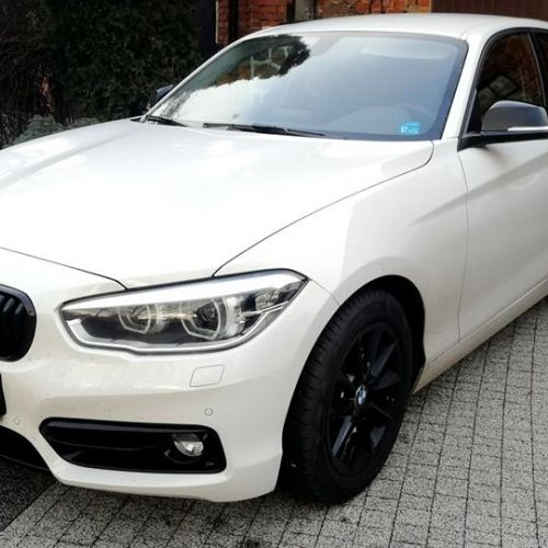 BMW F20 LCI 118i 1.5T 136KM Chiptuning Chip Tuning 1