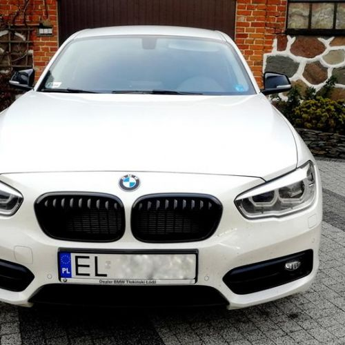 BMW F20 LCI 118i 1.5T 136KM Chiptuning Chip Tuning 2