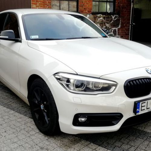 BMW F20 LCI 118i 1.5T 136KM Chiptuning Chip Tuning 4