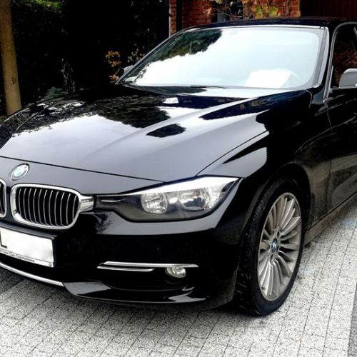 BMW F30 320d 163KM EfficientDynamics Chiptuning Chip Tuning 1
