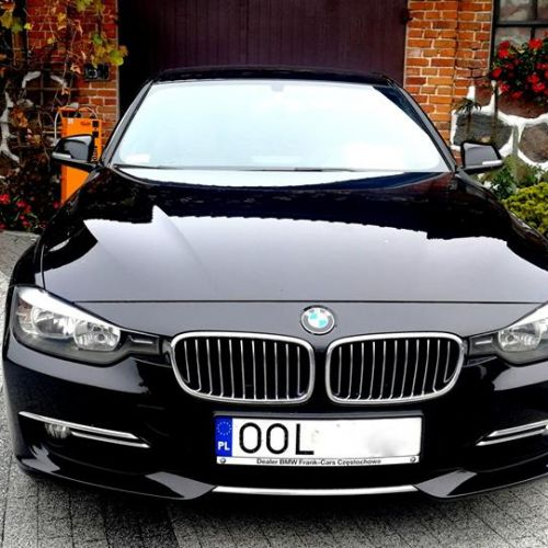 BMW F30 320d 163KM EfficientDynamics Chiptuning Chip Tuning 2