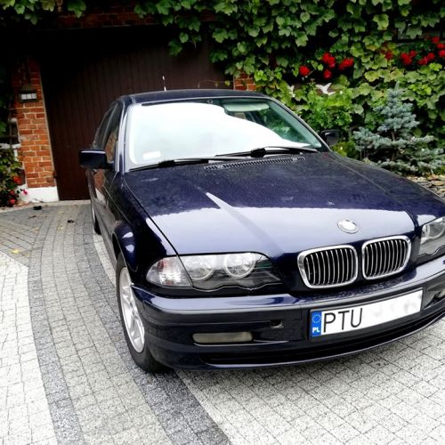 BMW E46 320D 136KM CHIP 2