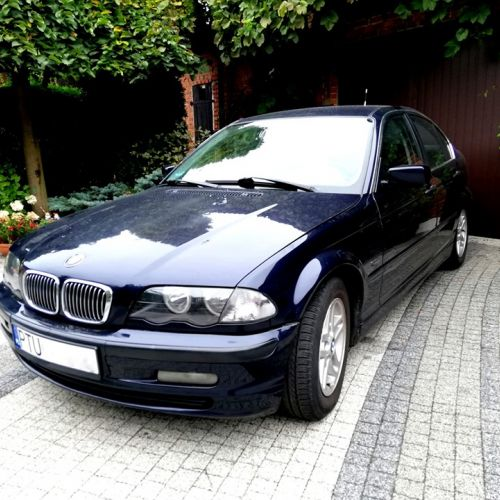 BMW E46 320D 136KM CHIP 4