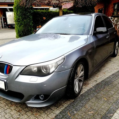 BMW E60 535D 272KM CHIP 2