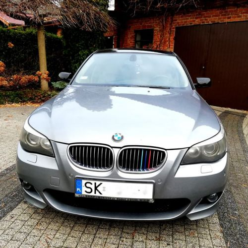 BMW E60 535D 272KM CHIP 3