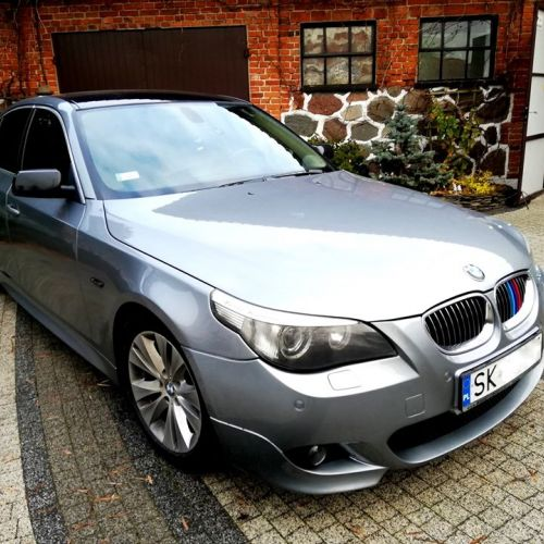 BMW E60 535D 272KM CHIP 4
